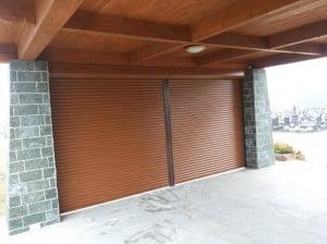 rolety zewnętrzne garaż